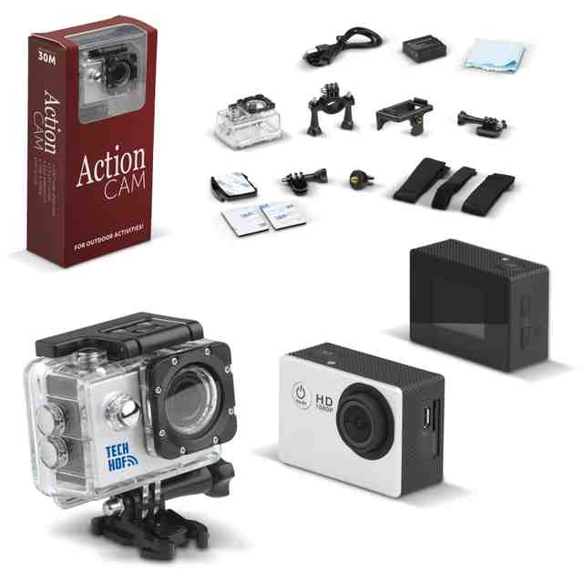 Action cam full HD